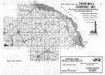 Index Map, Wabasha County 1981